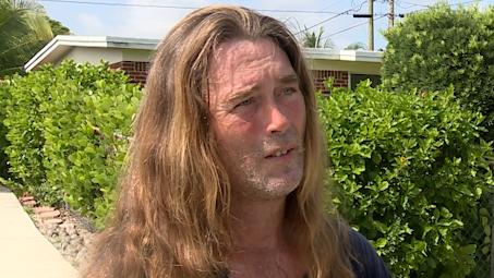 Good Samaritan saves driver in Palm Beach Gardens