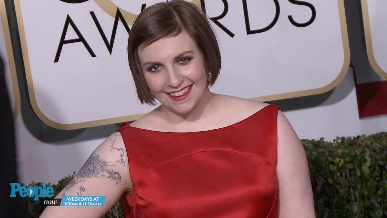 After Her Dramatic Post-Breakup Weight Loss, Lena Dunham Uses A Food Journal To Stay Healthy