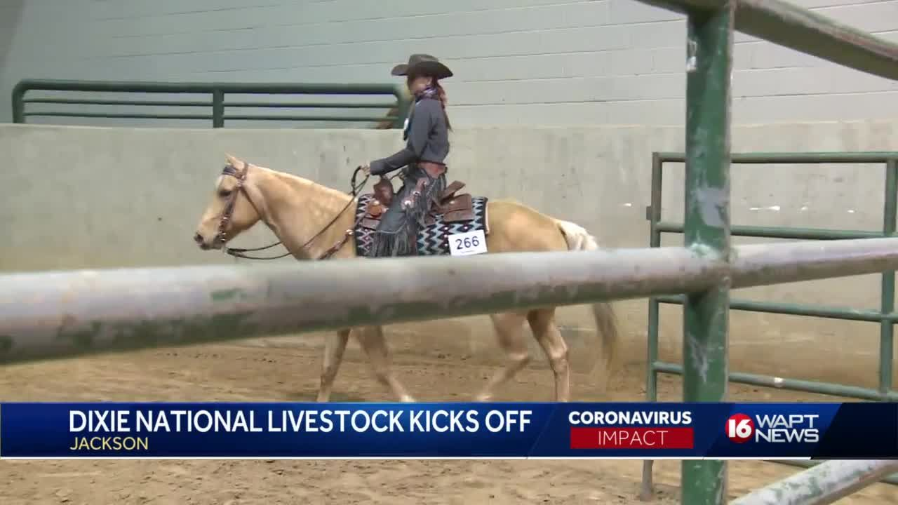 Dixie National Live stock show