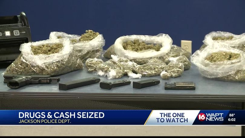 JPD makes big drug bust