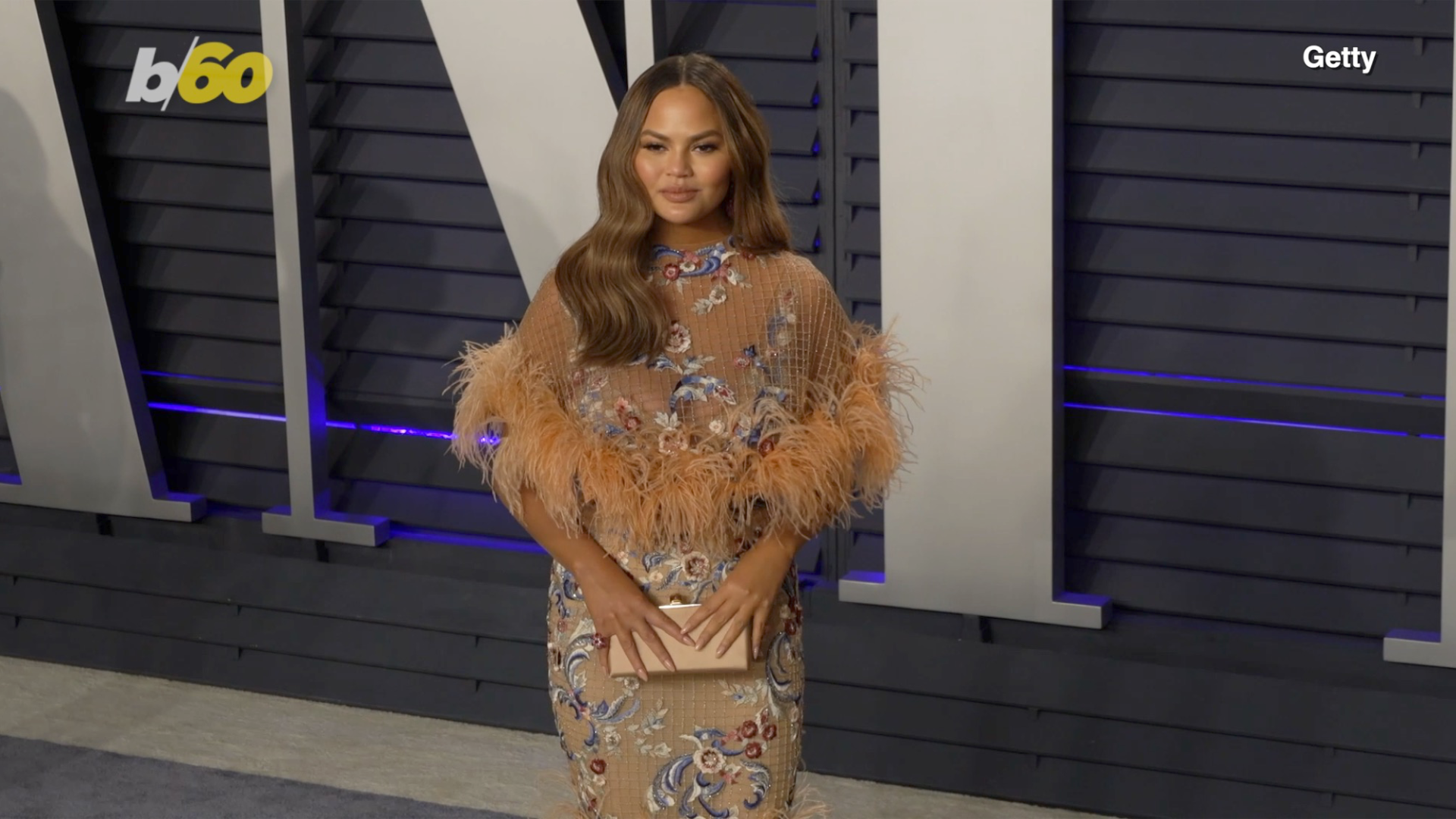 Chrissy Teigen Just Begged Dr. Pimple Popper For Help Getting Rid Of A Four-Year-Old Zit On Instagram