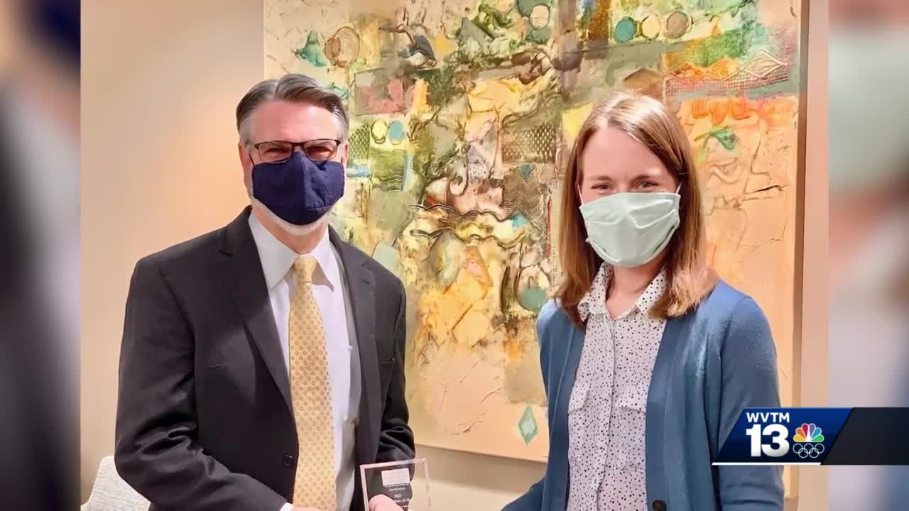 Jefferson County Health Officer receives prestigious humanitarian award