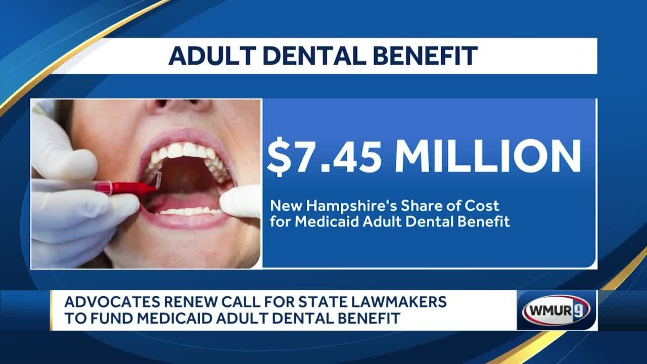 Advocates renew call for state lawmakers to fund Medicaid adult dental benefit
