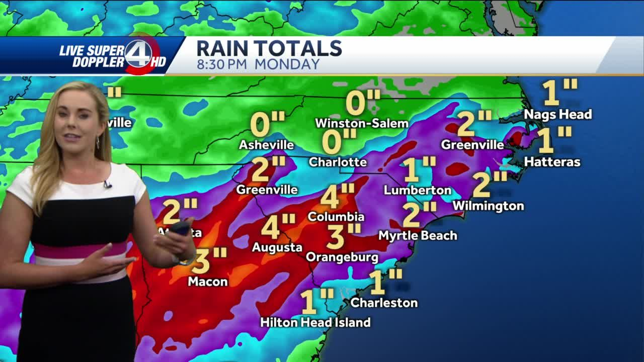 Videocast: Latest form of tropical storm Claudette