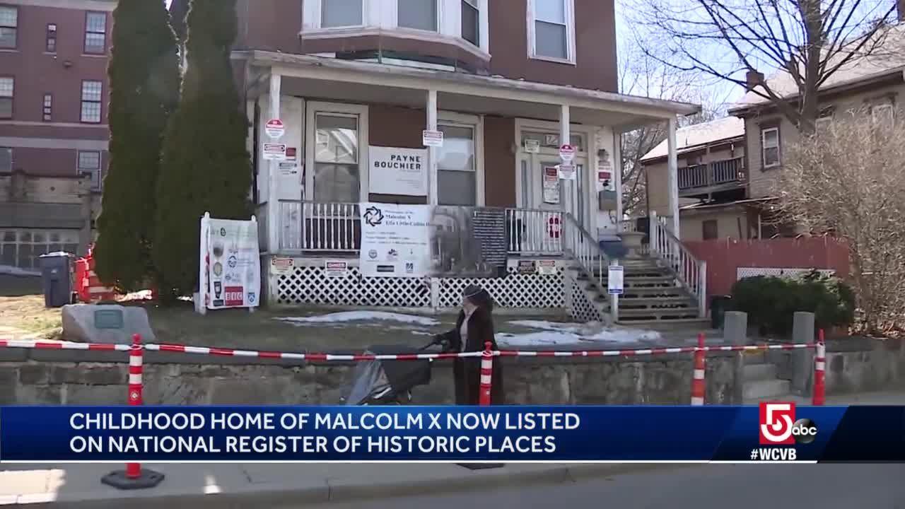 Malcolm X's nephew talks about home's historic designation