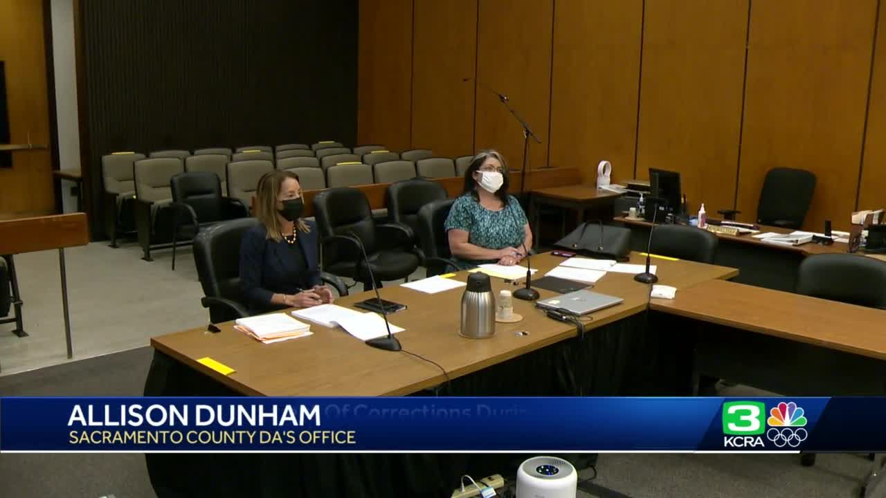 Judge blasts Department of Corrections during sentence reduction hearing