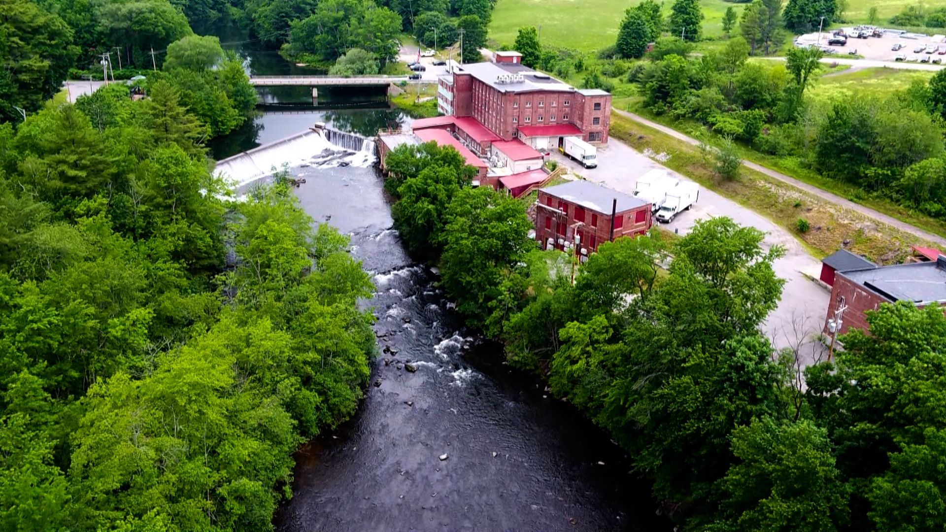 Alewives return to part of Maine river for first time in nearly 300 years