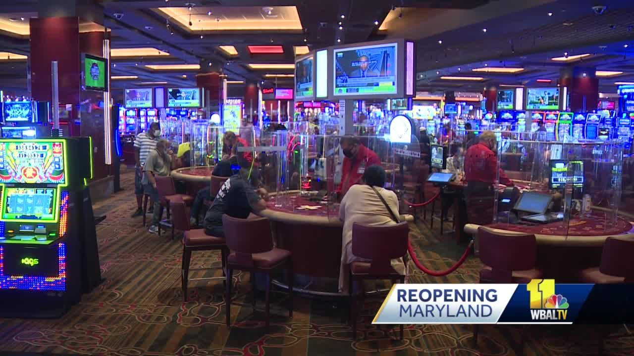 Live Casino Hotel Reopens At Limited Capacity