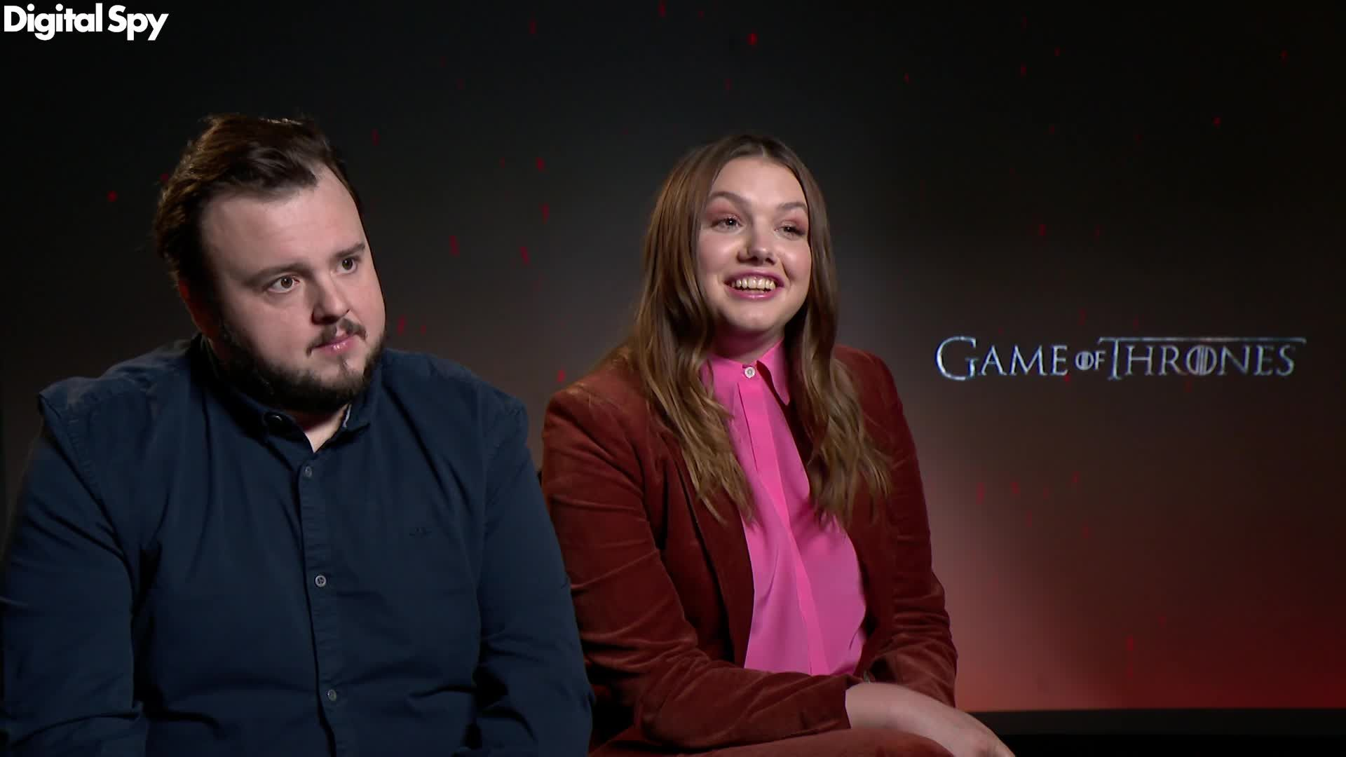 """The TV show Hannah Murray watched to prepare for Gilly's """"surreal"""" Game Of Thrones birth scene"""