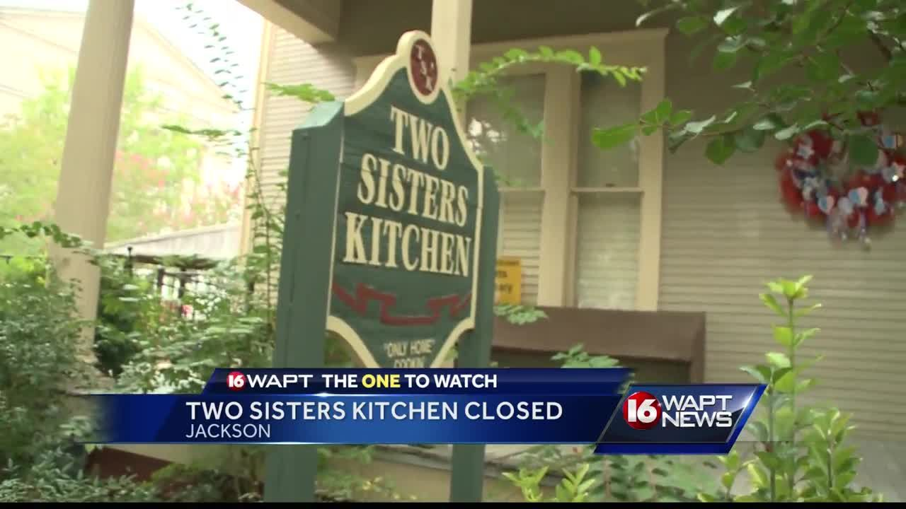 Two sisters restaurant closes for repairs