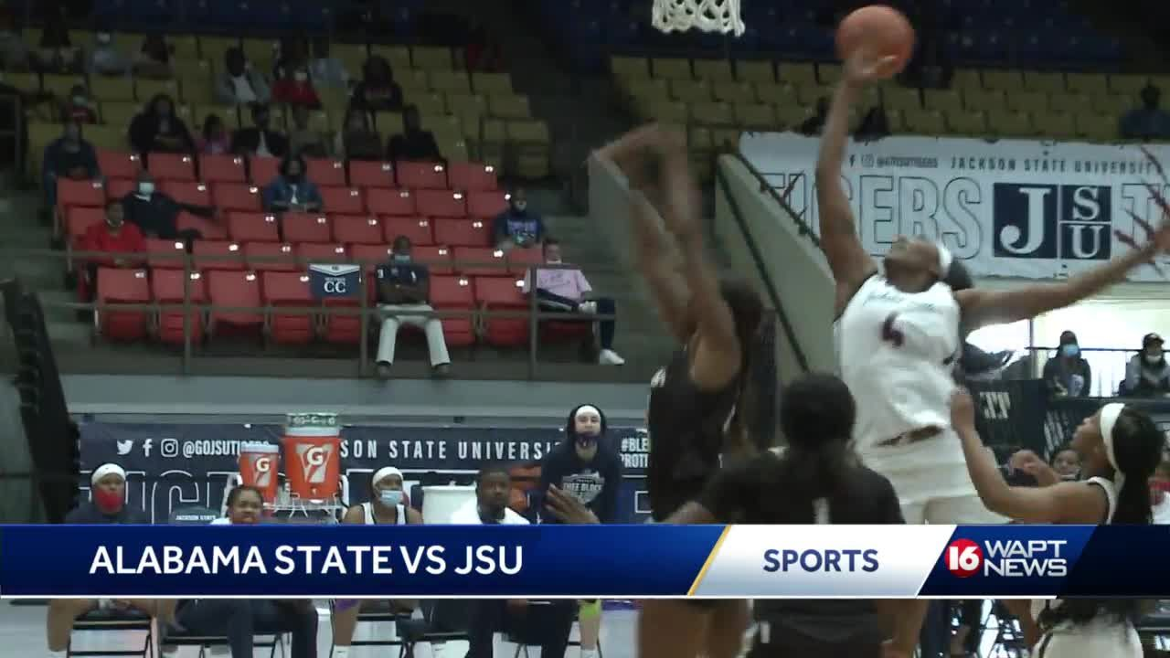 JSU Women's Basketball win back to back regular season titles