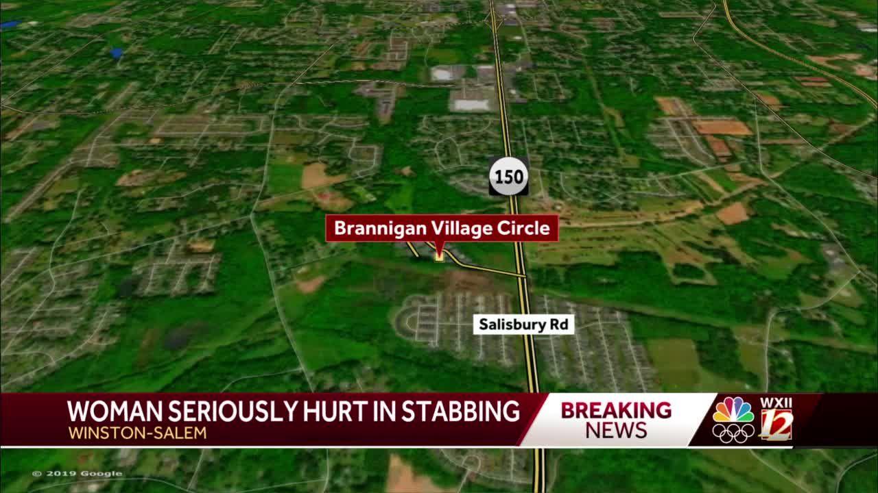 Winston-Salem Woman Hurt in Stabbing