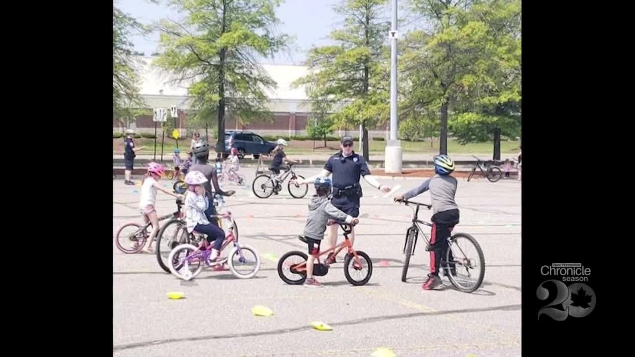 New Hampshire Chronicle: Recycling bicycles and getting them road ready