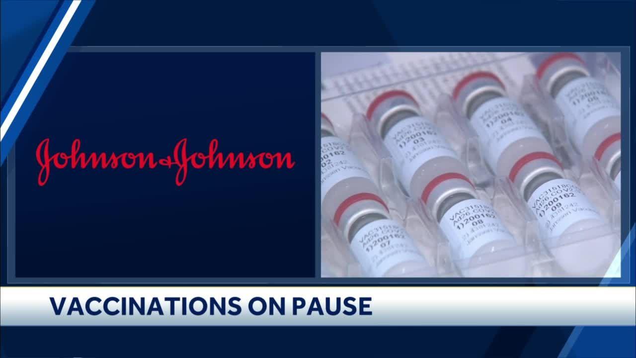 Maryland makes adjustments statewide amid J&J vaccine advisory