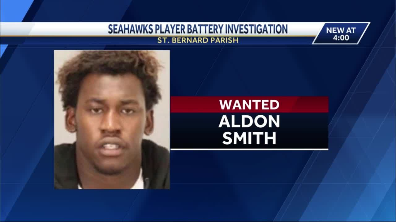 St. Bernard Parish: Arrest warrant issued for Seattle Seahawks defensive end accused of battery