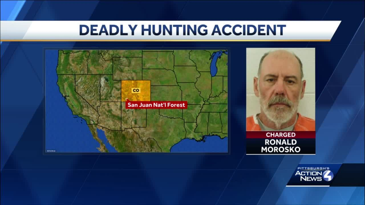 Man dies in hunting accident in Colorado; hunter from Pennsylvania arrested