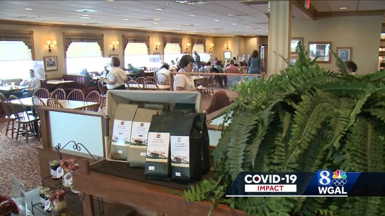 Pandemic changes way Susquehanna Valley restaurants do business