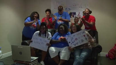 Riviera Beach native advances to finale of American Idol as family cheers him on