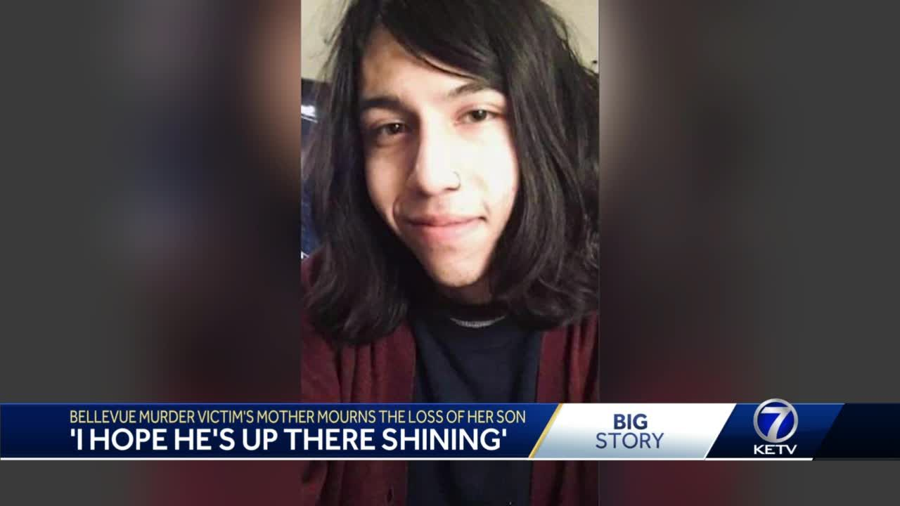 'I hope he's up there shining' : Mother of Bellevue Murder Victim speaks