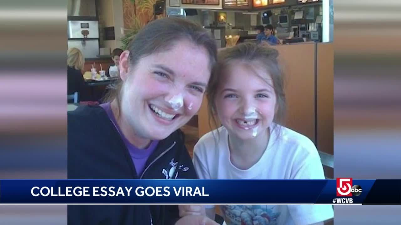 College essay goes viral on TikTok