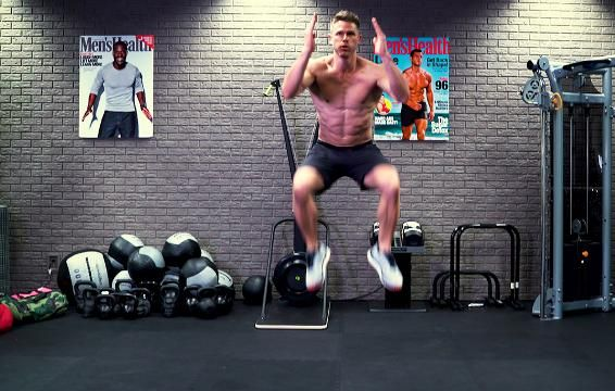 This Electrifying Core and Cardio Energizer Will Shred You