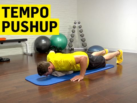 The Pushup That Will Make Your Muscles Burn!
