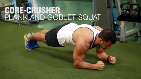 Abs Week 2015! Core-Crushing Combo #1