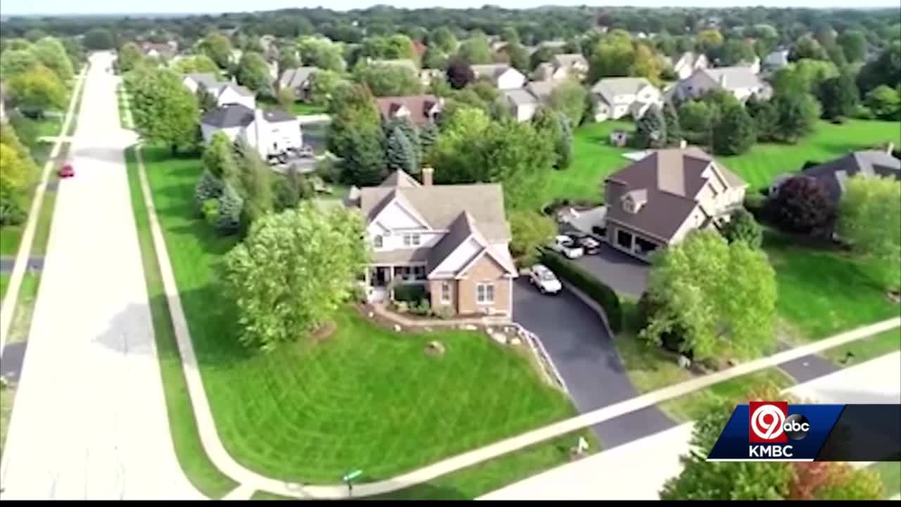 Johnson County home prices soar