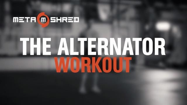 The Alternator Workout, From the Men's Health Fitness Director