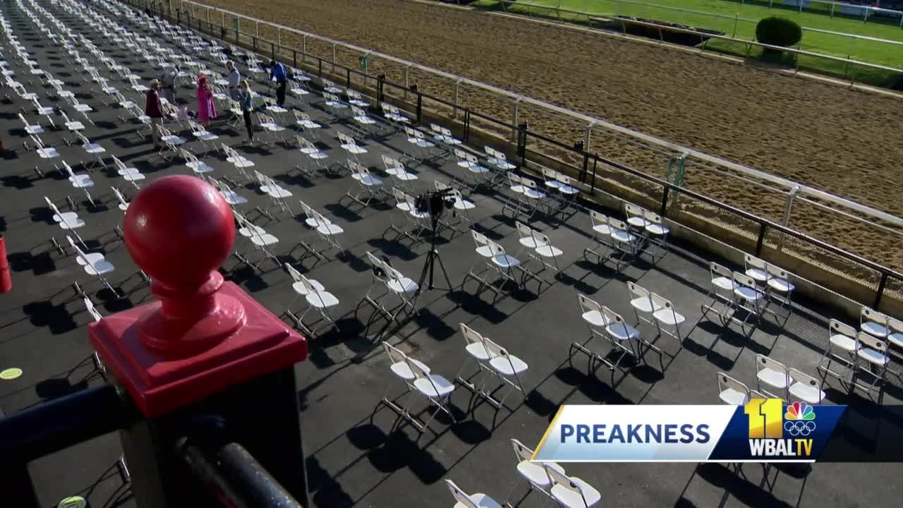 See what's different this year for the Preakness Stakes 146