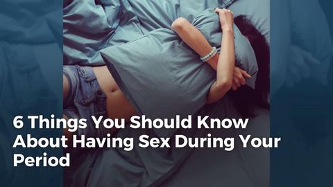 Can u have sex while on your period