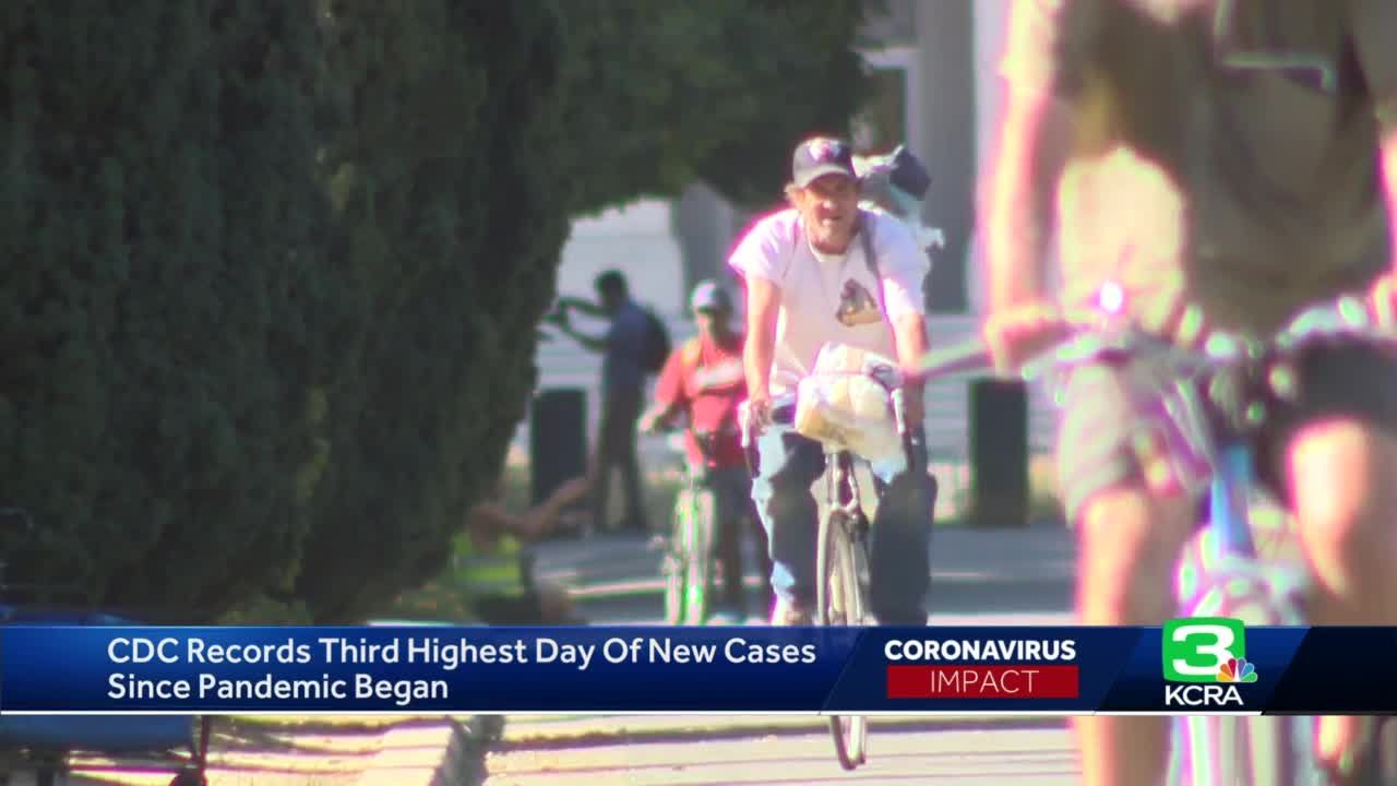 Sacramento doctor explains fall surge in COVID cases