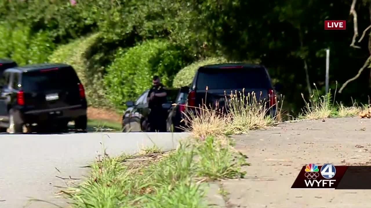 1 dead in Greenville County shooting where at least one deputy fired shots, officials say