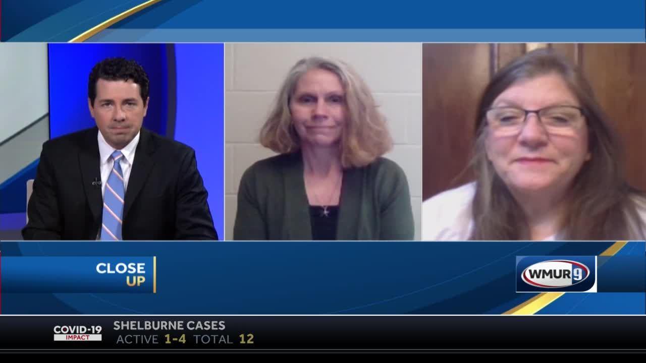 CloseUp: School nurses say classroom transmission of COVID-19 is rare