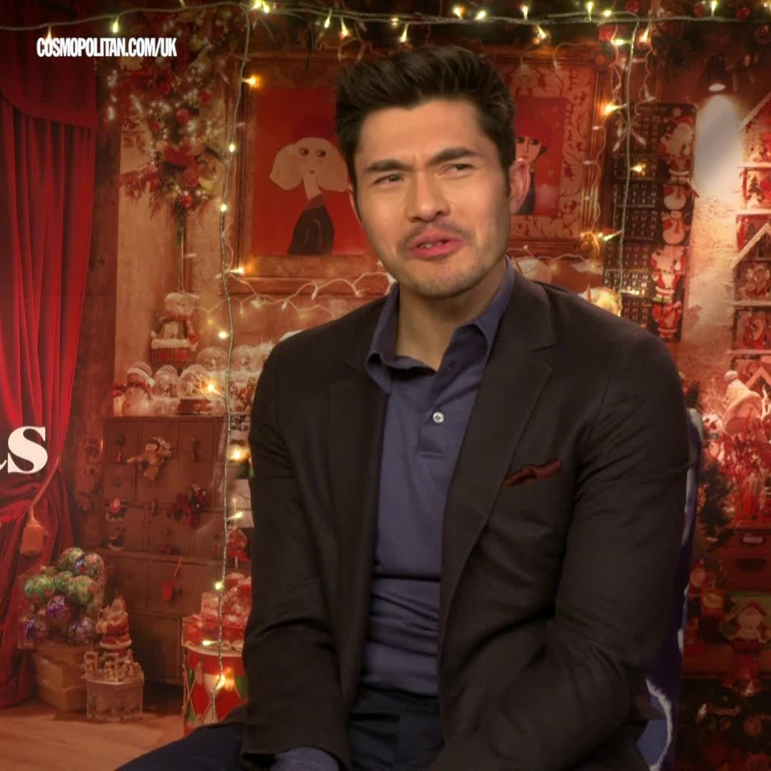 We quizzed Last Christmas star Henry Golding about the film and this is how he got on