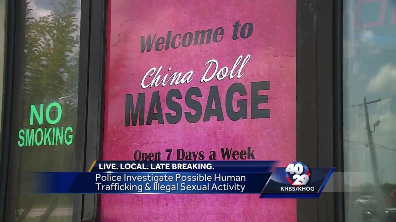 China Dolls Massage