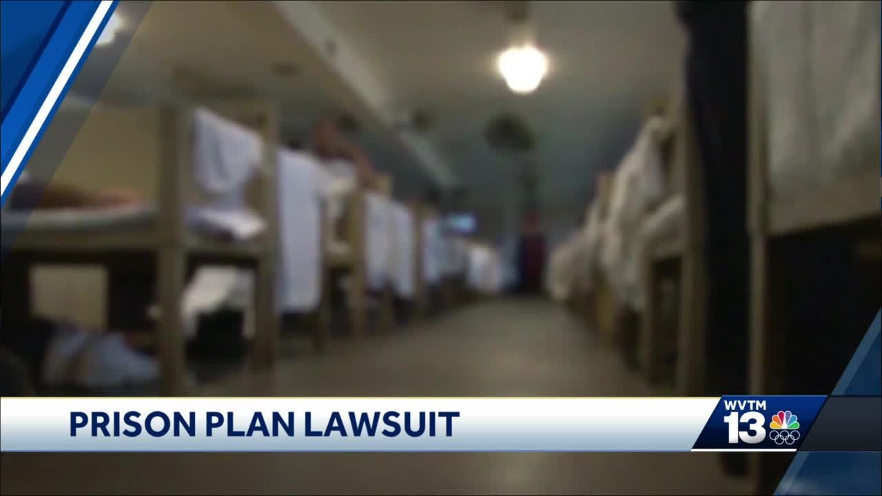 Judge hears arguments in lawsuit over Alabama prison leases