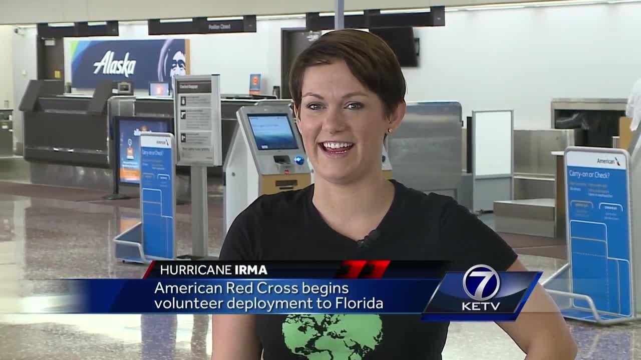 American Red Cross begins volunteer deployment to Florida