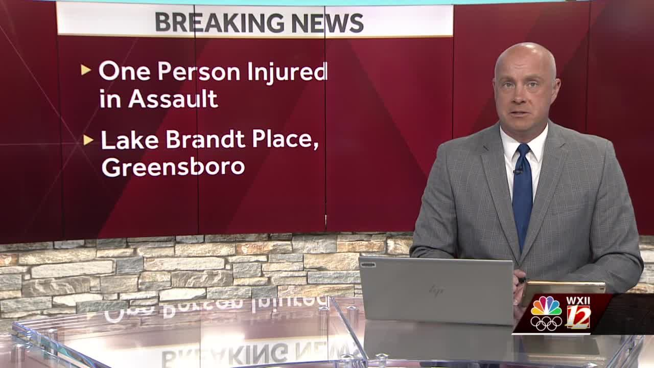 Greensboro police investigate shooting on Lake Brandt Place