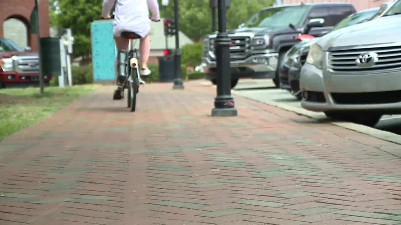 "Spartanburg celebrates 10 years of ""Bcycle"" program"
