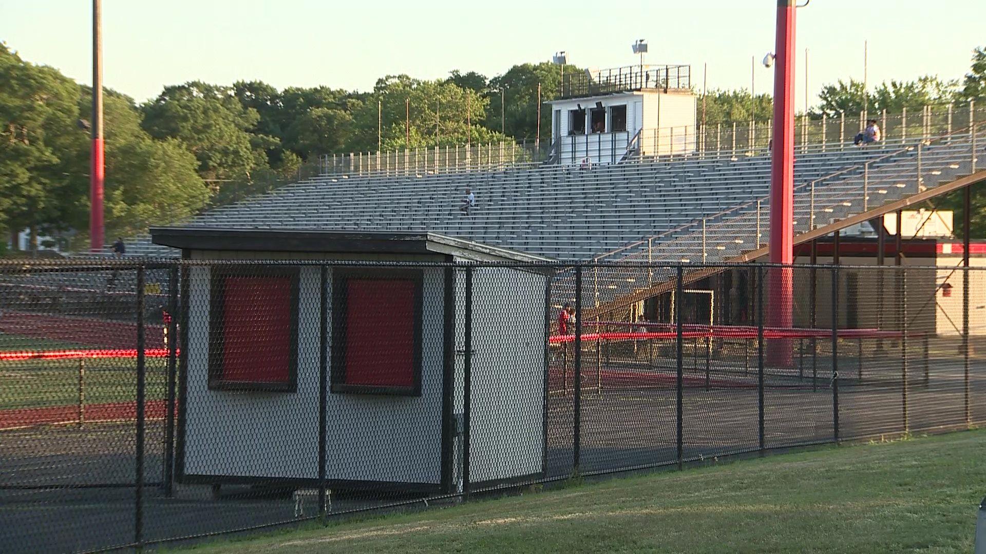 Brockton volunteer football coach charged with child rape