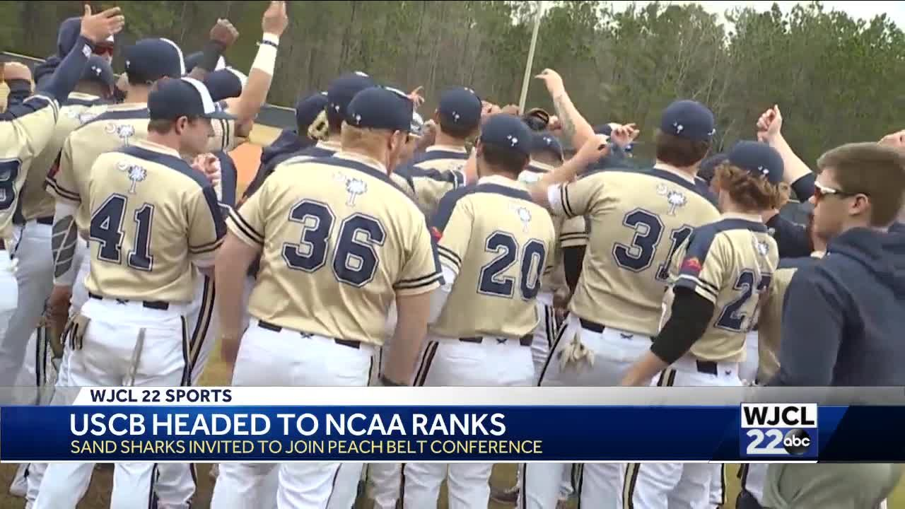 USCB set to move to NCAA Division II