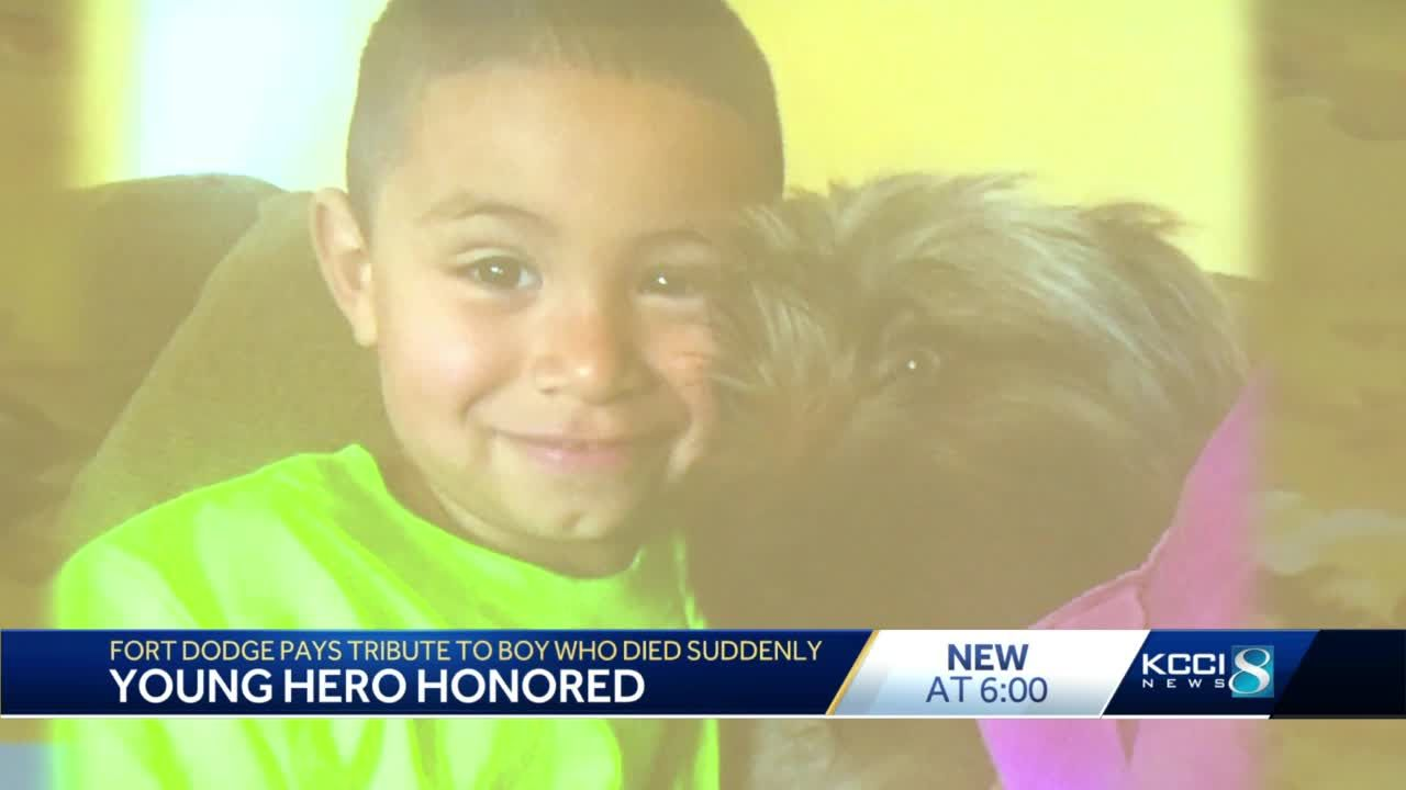 Death of 9-year-old Iowan brings life to others through organ donation