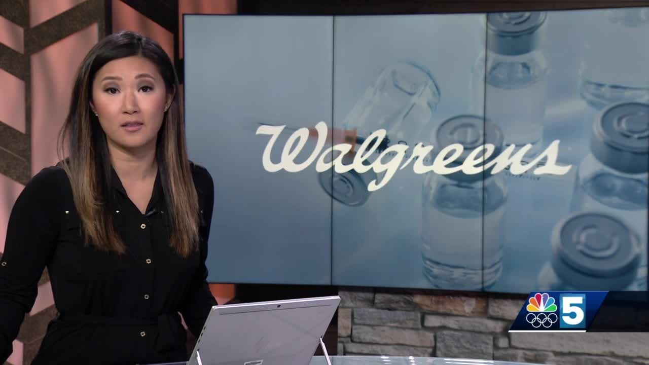 Walgreens opening vaccine appointments for Vermonters 65 and older