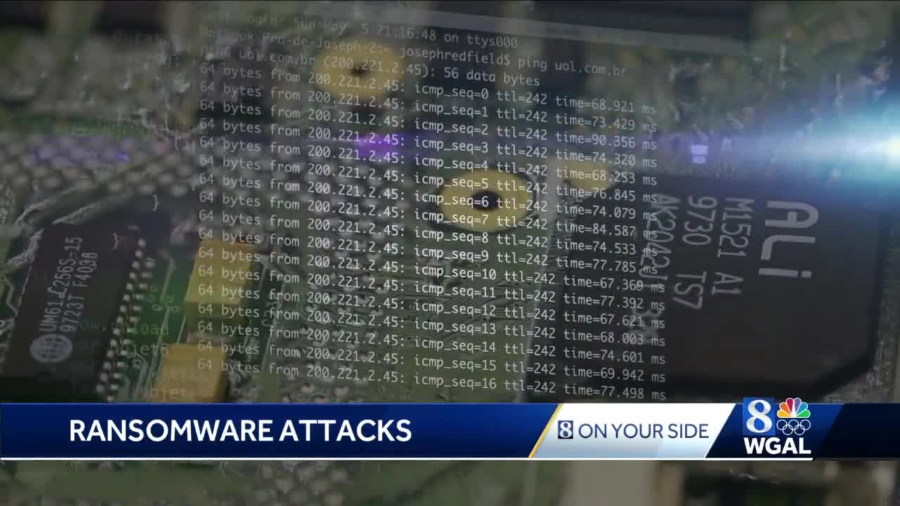 Ransomware attacks: Here's how they work