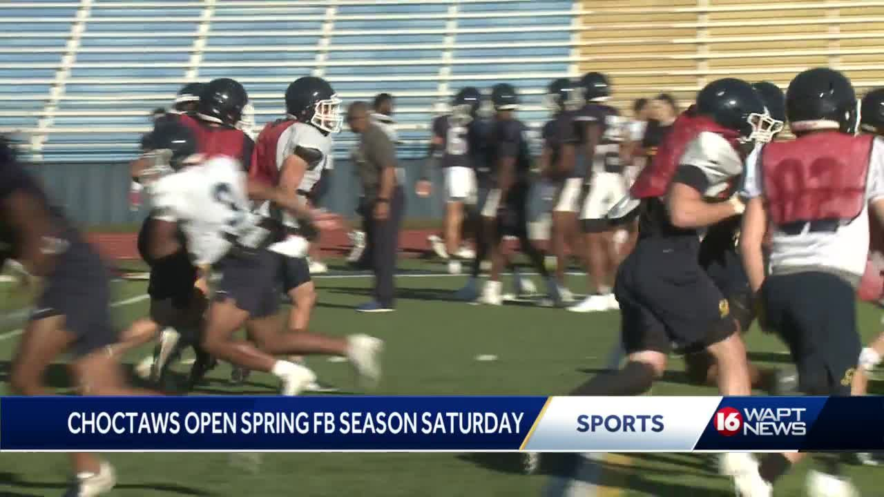 Mississippi College football makes Spring debut