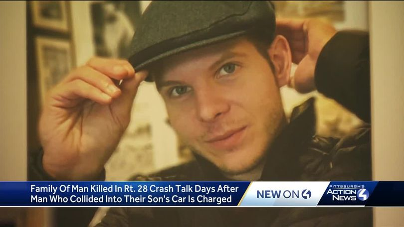 Charges filed 13 months after fatal crash on Route 28