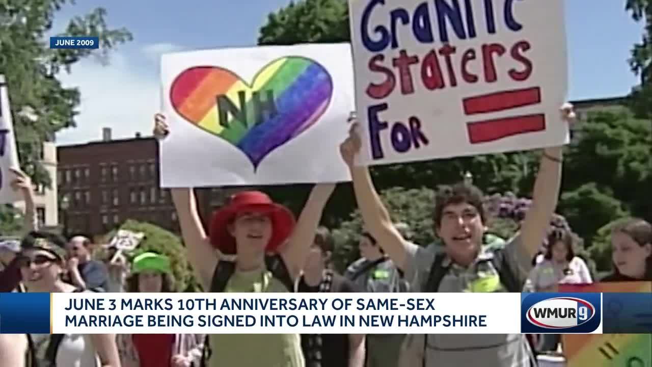 Sex law in new hampshire