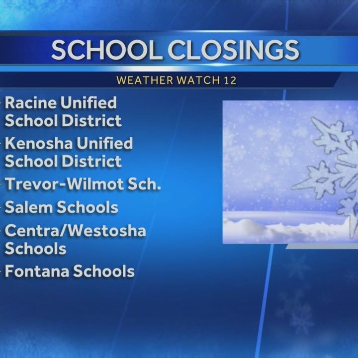 More than 200 closings and delays reported for Monday