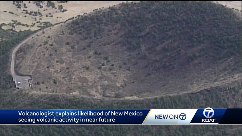 New Mexico Case Should Serve As Wake Up >> Expert Explains Likelihood Of Nm Seeing Volcanic Activity